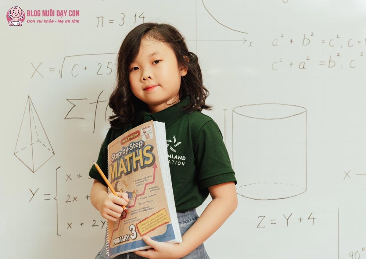 Có nên cho trẻ học toán tư duy không