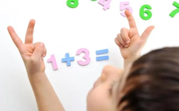 Toán tư duy Finger Math