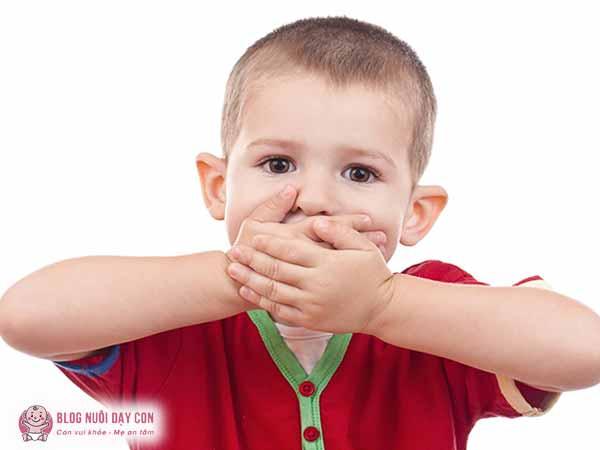 Tình trạng trẻ chậm nói