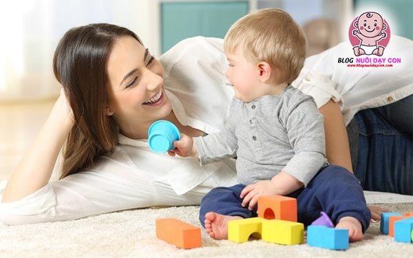 Trò chơi rèn luyện trí thông minh cho bé