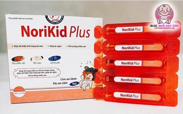 Norikid Plus có tốt không