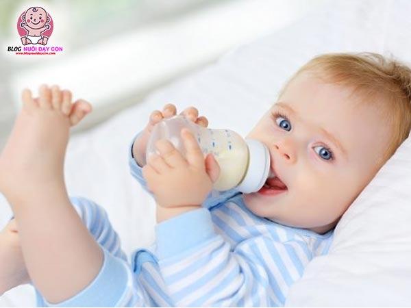 Có nên sử dụng Mama sữa non Colos Multi cho trẻ sơ sinh?