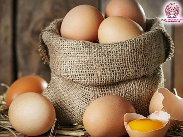 Trứng và các sản phẩm từ trứng