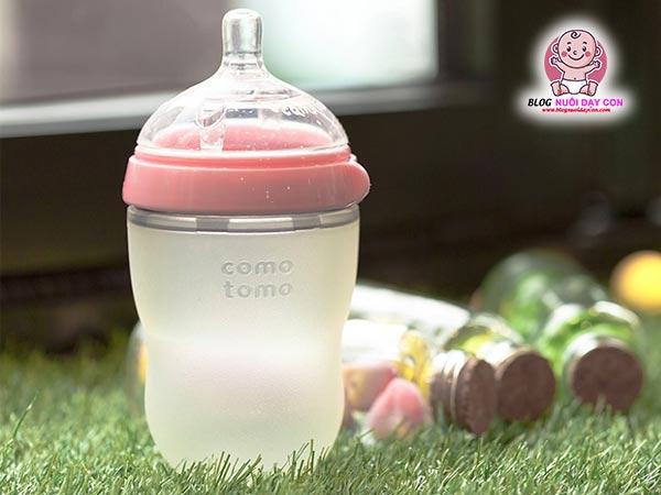 Bình sữa Comotomo của nước nào?