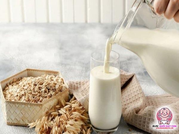 Cách làm sữa hạt sen yến mạch