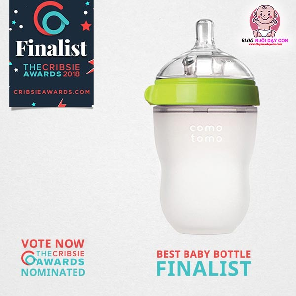 Thecribsie Awards 2017 – Được bình chọn bởi người dùng, những người chiến thắng giải thưởng Cribsie đại diện cho thương hiệu và sản phẩm tốt nhất cho trẻ sơ sinh.