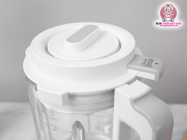 Nắp máy làm sữa hạt Mishio MK270