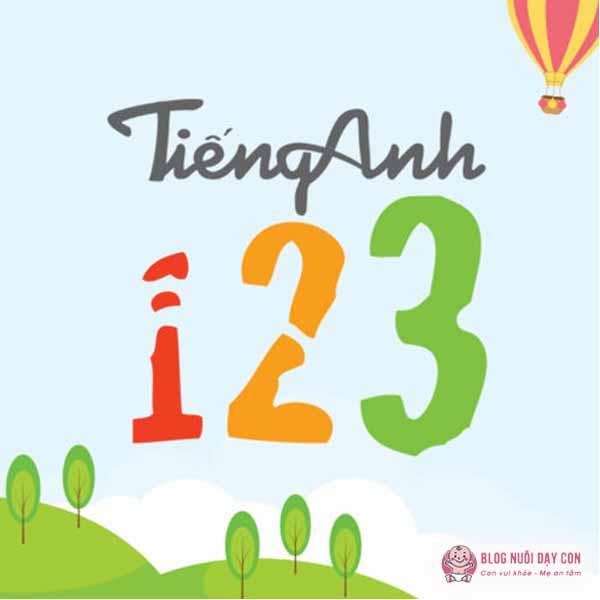 Khóa học tiếng anh online cho trẻ 123