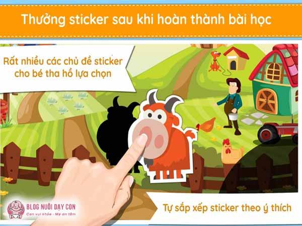 Minh họa chương trình học Monkey Junior