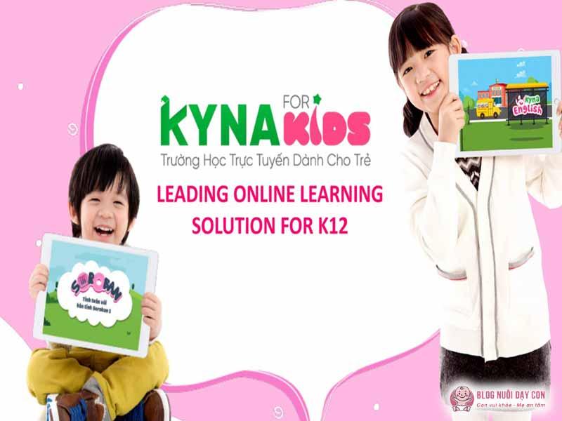 Top 5 khóa học tiếng anh online cho trẻ tốt nhất