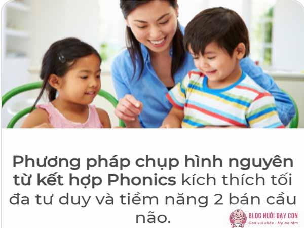 Phương pháp Phonics